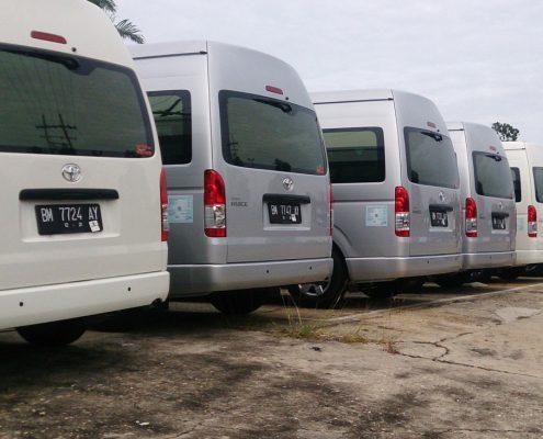 Kerjasama PT. Safari Putra Riau (SPR)